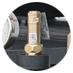 advantages of acv-17r1 pressure relief dump valve